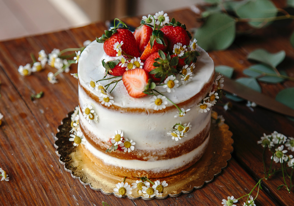 結婚式の目玉!ウエディングケーキのデザインアイディア♪