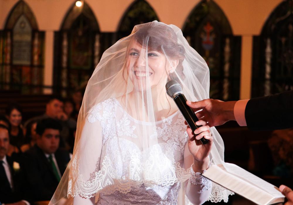 披露宴を盛り上げる!新郎新婦のデュエット♪