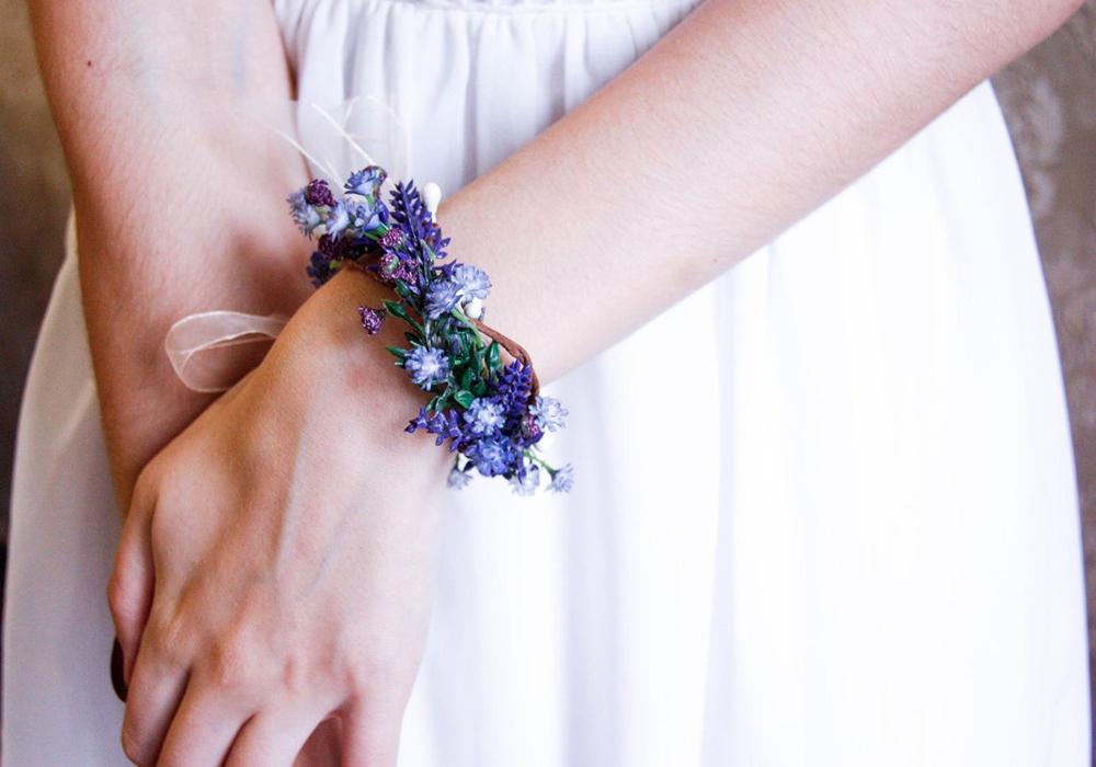 花嫁の手元を彩る♪リストブーケの魅力!