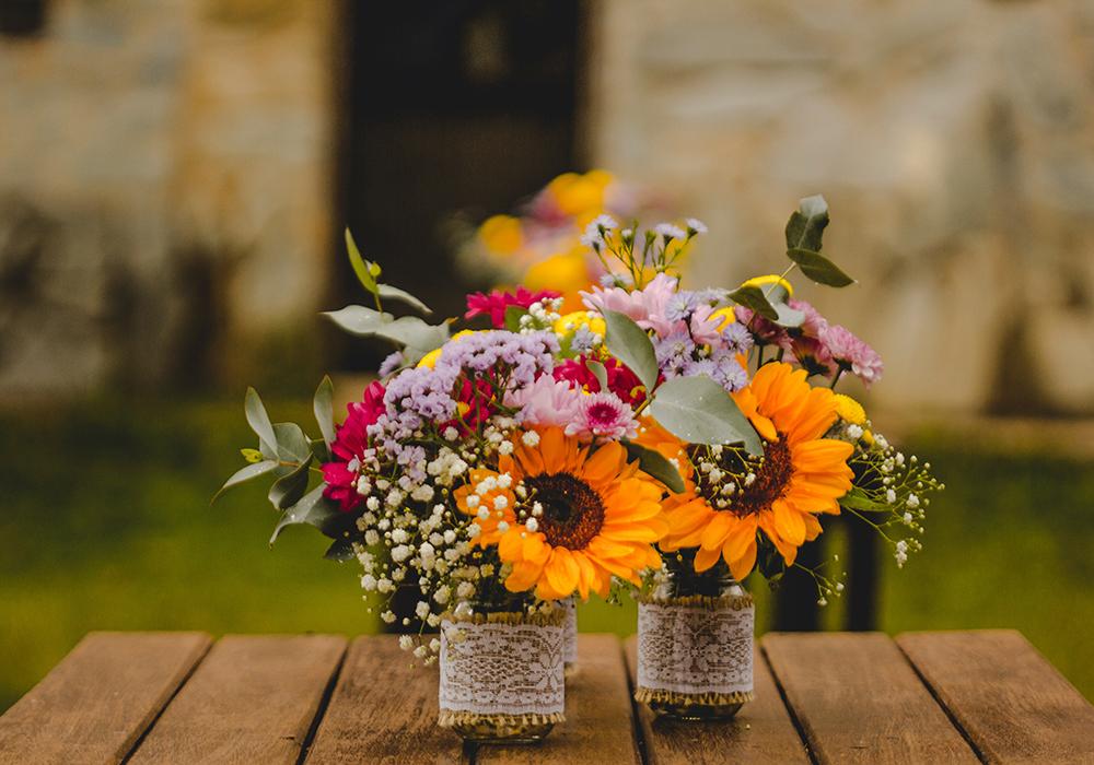 ゲストと一緒に彩る結婚式♪フラワービュッフェのご紹介
